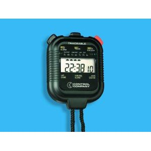 Big-Digit Stopwatch/Chronograph. NIST Traceable®