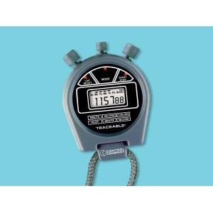 Traceable® 3-Button Stopwatch