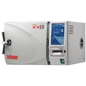 EZ Series Fully Automatic Autoclaves. Tuttnauer