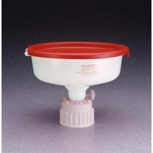 Safety Waste Funnels. Nalge