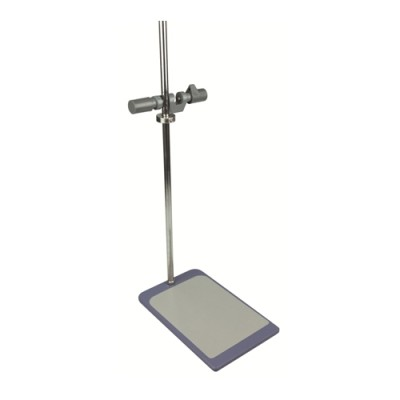 Plate Stand, Including Support Rod and Clamp