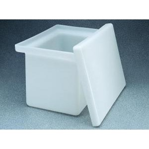 Rectangular Polypropylene Tanks with Cover