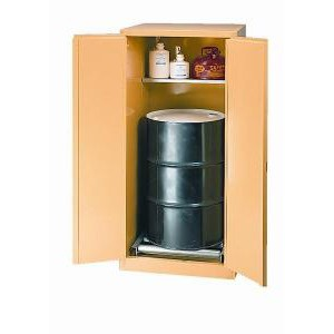 Vertical Drum Storage Safety Cabinets. Eagle