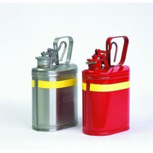 Type-I Stainless Steel Safety Cans. Eagle