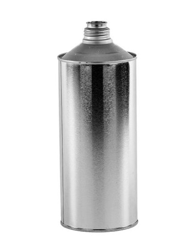 "Metal Can, Cone Top with 1 3/4"" opening, 32oz, 144/CASE"