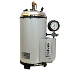 Cement Testing Autoclave Apparatus