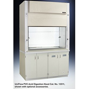 UniFlow PVC Acid Digestion Fume Hood