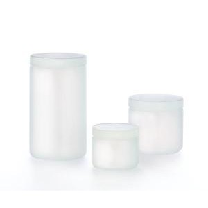 HDPE Straight Sided Jars, Precleaned / WashᅠC