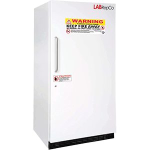 Futura Silver Series 30 Cu. Ft. Flammable Material Storage Refrigerator