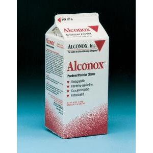 Alconox Anionic Detergent for Manual and Ultrasonic Cleaning
