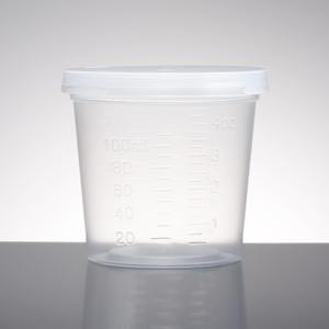 Falcon Polypropylene Sample Containers, Sterile.