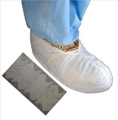 Non-Skid, Disposable Shoe Covers
