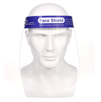 Face Shield, Protection