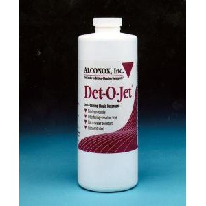 Det-O-Jet Low Foaming Liquid Detergent
