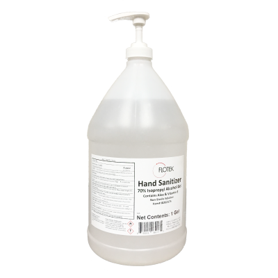 70% Isopropanol Gel Hand Sanitizer