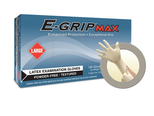 L92 E-Grip Max Durable Latex Gloves