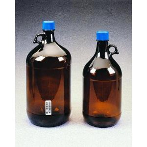 I-Chem® Amber Glass Environmental Sampling Jugs
