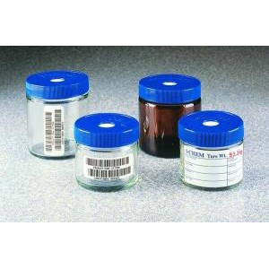 I-Chem® Clear Short-Form Septa Jars