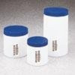 I-Chem® HDPE Wide-Mouth Sample Jars