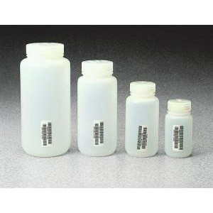 I-Chem® Nalgene®-Style Wide-Mouth HDPE Sample Bottles