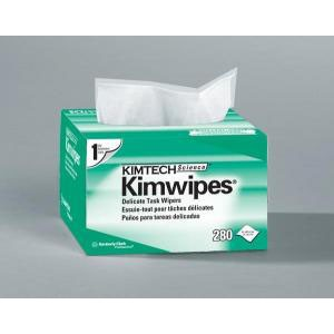 Kimwipes® EX-L Delicate Task Low-Lint Wipes. Kimberly-Clarke