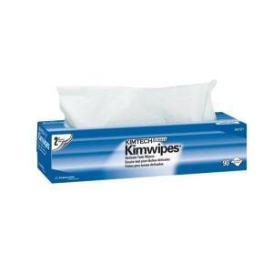 Kimwipes® Two- & Three-Ply Laboratory Wipes