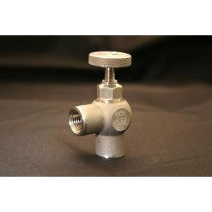 Needle Valves with Angle Body