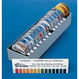 MicroFine pH Paper Set