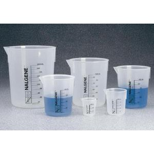 Griffin Low-Form Beaker, PP. Nalgene