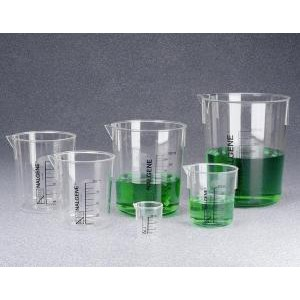 Griffin Low-Form Beaker, PMP. Nalgene