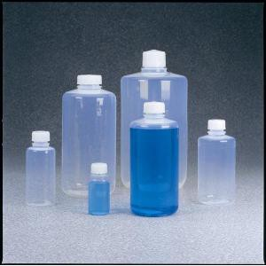 Narrow-Mouth Bottle PTFE, FEP. Nalgene