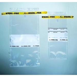 Whirl-Pak® Write-On Bags. Nasco