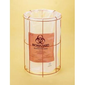 Poxygrid® Biohazard Bag Holders