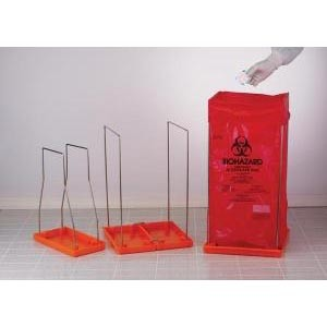 Clavies® Biohazard Bag Holders